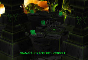 necron chamber 40k by jibicoco