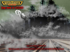 Warhammer-40000-forge World 3d by jibicoco