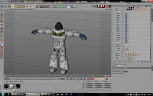 work in progress armor for michael r4 by jibicoco