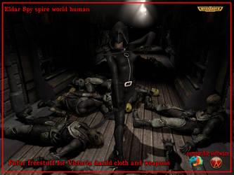 Corridor Death Eldar Spy by jibicoco