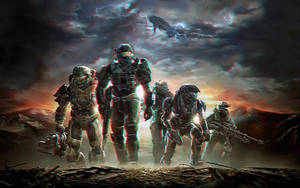 Halo Reach Anaglyph by Geosammy