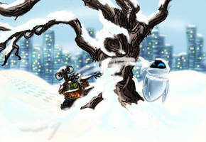 Winter Fun by cri86