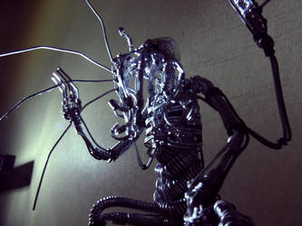 CTHULHU in wire II by TheWallProducciones