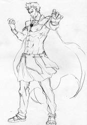 Samurai Tophat reboot! by KENSHINRO7