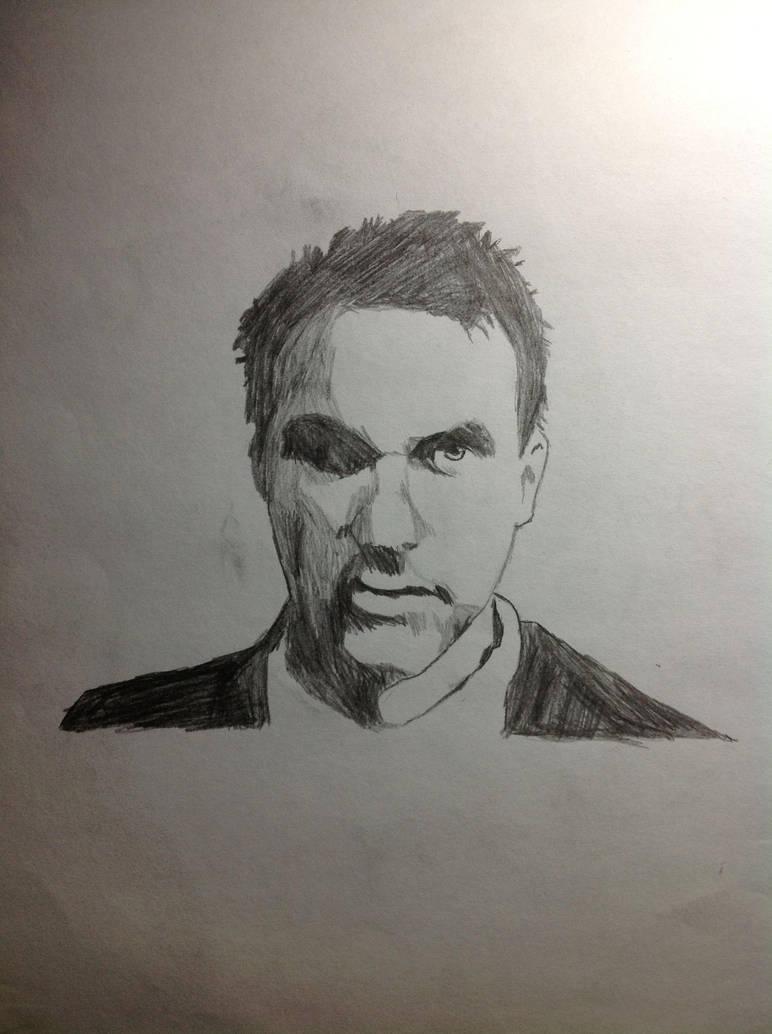 Sketch Vladimir Makarov By Toughsoldier On Deviantart