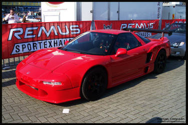 1993 Honda NSX by compaan-art