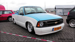 1995 Chevy S10 by compaan-art