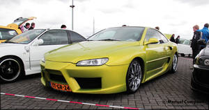 1998 Peugeot 406 Coupe by compaan-art