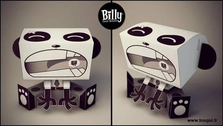 Billy Sweet Monster by alejit0