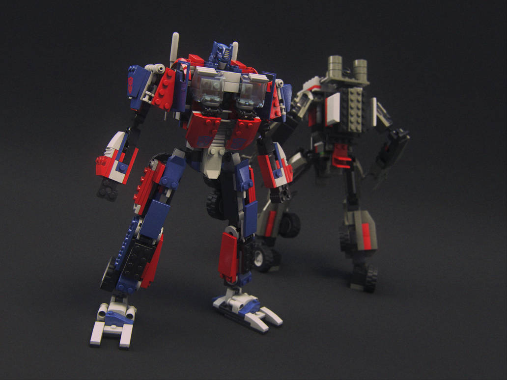 Optimus V01 by alejit0