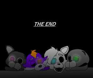 FNAF? ( The end ) by Anasstasia1