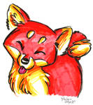 Brush Breeds-Shiba Inu by Stray-Sketches