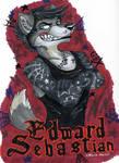 Art Trade-Edward Sebastian by Stray-Sketches