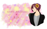 Rin Bday 2017 by Stray-Sketches