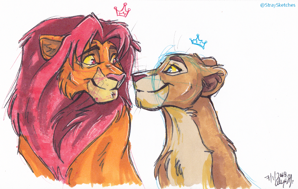 TLK-finale doodle by Stray-Sketches
