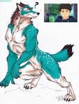 Weresuke by Stray-Sketches
