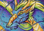 ATC-Blue Dragon by Stray-Sketches