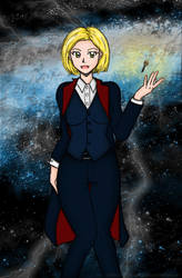 The 13th Doctor by Jace-san