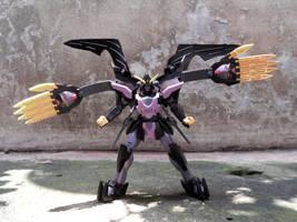 Gundam The End by xavierlokollo