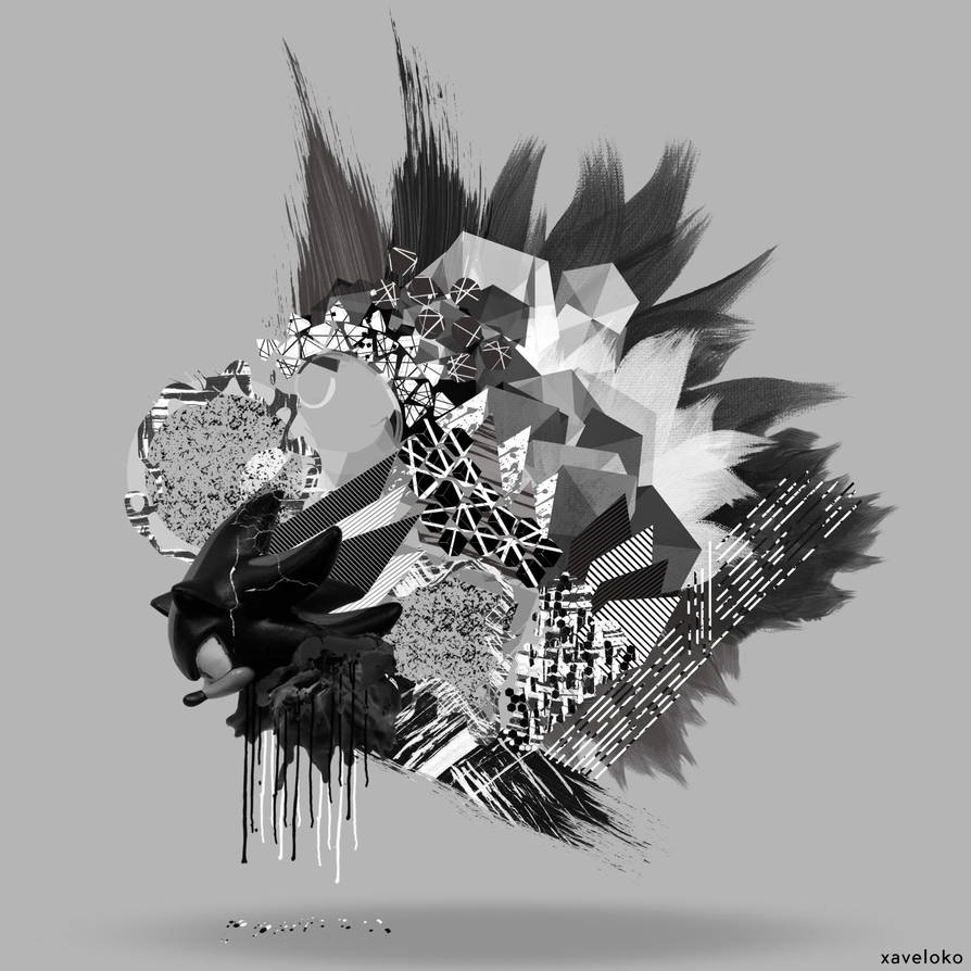 Shadow abstract by xavierlokollo