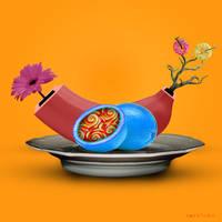 Fruit Gastronomy by xavierlokollo