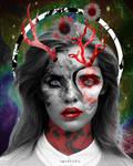 Goddess II by xavierlokollo