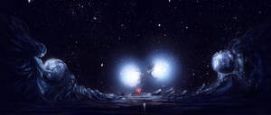 (OL) One light by Volnium