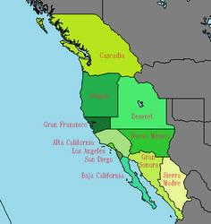 Republica Gran California by PaulusTarsus