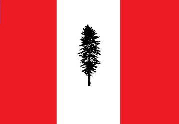 Oregon Republic Flag by PaulusTarsus