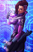 Sombra by SirWolfgang
