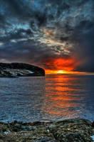 HDR Skivika Sunset by SindreAHN