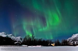 Aurora Dance by SindreAHN