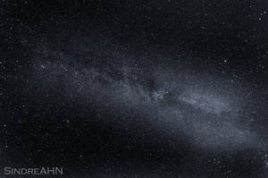 The Milky Way by SindreAHN