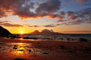 Skivika Sunset II by SindreAHN