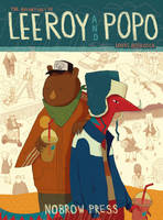 the adventures of Leeroy and Popo by louisroskosch