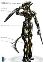 Power Armor by Delvennerim