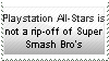 Playstation Allstars is not a rip off by Chaolin-the-chao-777