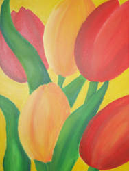 tulips by BoaConstricta
