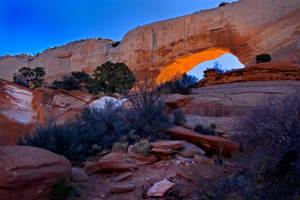 Wilson Arch 1 by Nestor2k