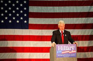 RS Clinton Visit 4 by Nestor2k