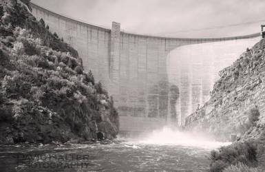 Flaming Gorge Dam by Nestor2k