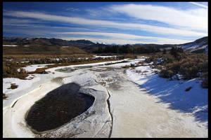Frozen Sandy by Nestor2k