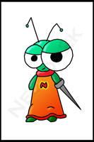 Alien Dude by Nestor2k