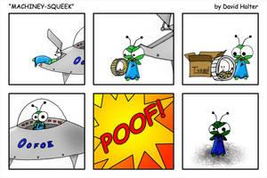 Machiney-Squeek by Nestor2k