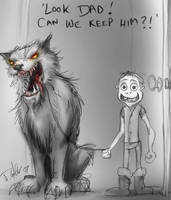 c'mon... pleeease?? by dypsomaniart