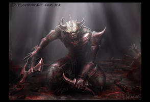 .Bloodbath. by dypsomaniart