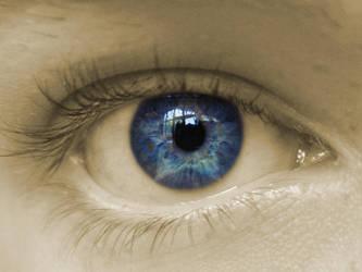 starry eye by zzora