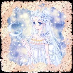 Princess Serenity by MissMonZ