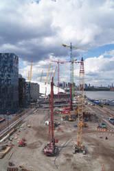 Greenwich Development in colour by Greattie