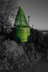 Starboard buoy at Leigh on Sea by Greattie
